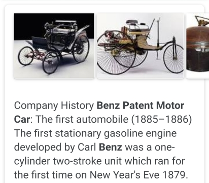 Who Invented The First Car >> Who Invented The World First Car Which Year And Which Car